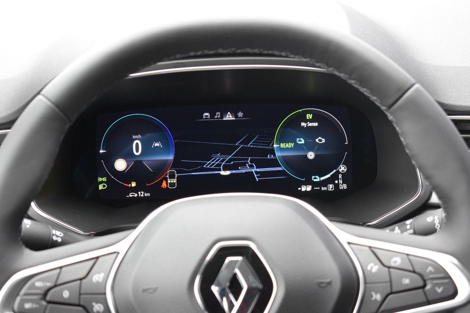 Renault Captur 1,6 E-Tech Intens - billede 8