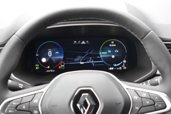 Renault Captur 1,6 E-Tech Intens billede 8