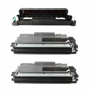 1x-Tambour-2-XL-Toner-compatible-pour-Brother-hl2130-hl-2130r-dcp-7055-hl2135w