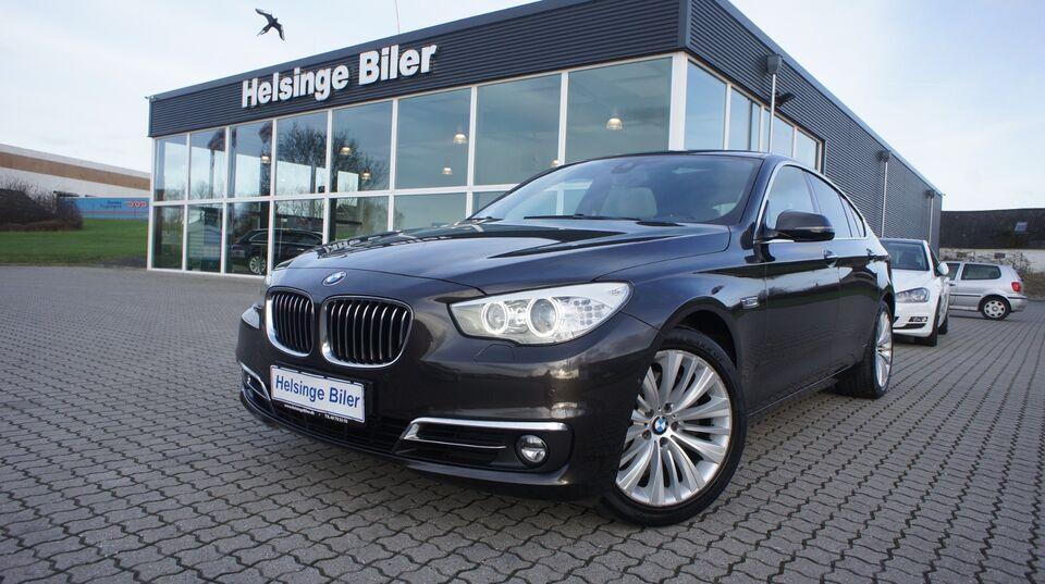 BMW 520d 2,0 Gran Turismo aut. Diesel aut. Automatgear
