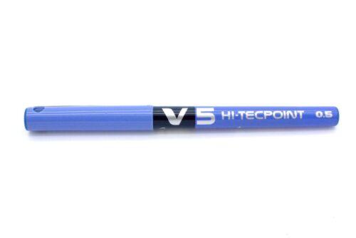 PILOT Tintenroller Hi-Tecpoint V5 blau