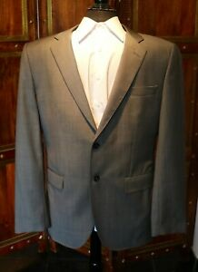 Gant-Collection-MENS-JACKET-50-Grey-New-w-o-tags-Wool