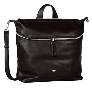 Tom Tailor Kim dos Noir ᄄᄂ noir bandouliᄄᄄre sac Sac ᄄᄂ New PnO8kw0X