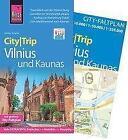 Reise Know-How CityTrip Vilnius und Kaunas von Günter Schenk (2016, Taschenbuch)