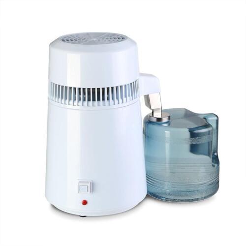 4 L Alcool//Vin Eau Distillateur Huile Purification Filtre Moonshine Still Home//Lab