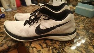 the latest 2ddfb aa18a Image is loading Nike-Lunar-Flyknit-3-Sail-White-Beethoven-Running-