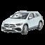 Mercedes Benz H 247 GLA 2020 AMG Line Silber 1:18 Neu OVP