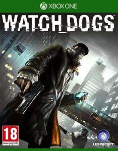 Watch-Dogs-Xbox-One-OTTIME-SUPER-FAST-amp-rapida-consegna-assolutamente-gratuito