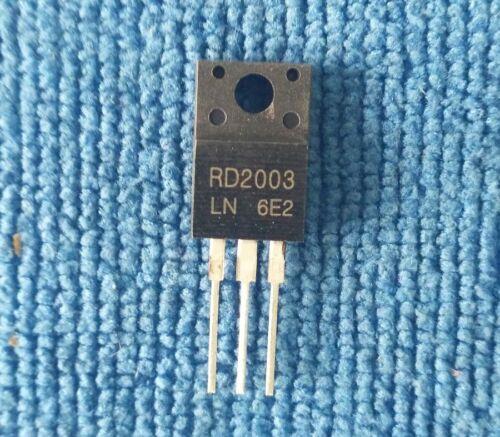 2pcs RD2003 TO-220F IC