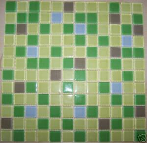 Image Is Loading Close Out Gl Mosaic Tile Bathroom Wall