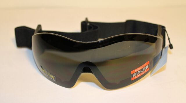 e7237f8364a55 Global Vision Eyewear Z-33 Anti-fog Safety Goggles With Pouch Smoke ...