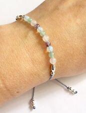 Just Gemstones Fertility & Pregnancy Healing Balance Bracelet - Adjustable