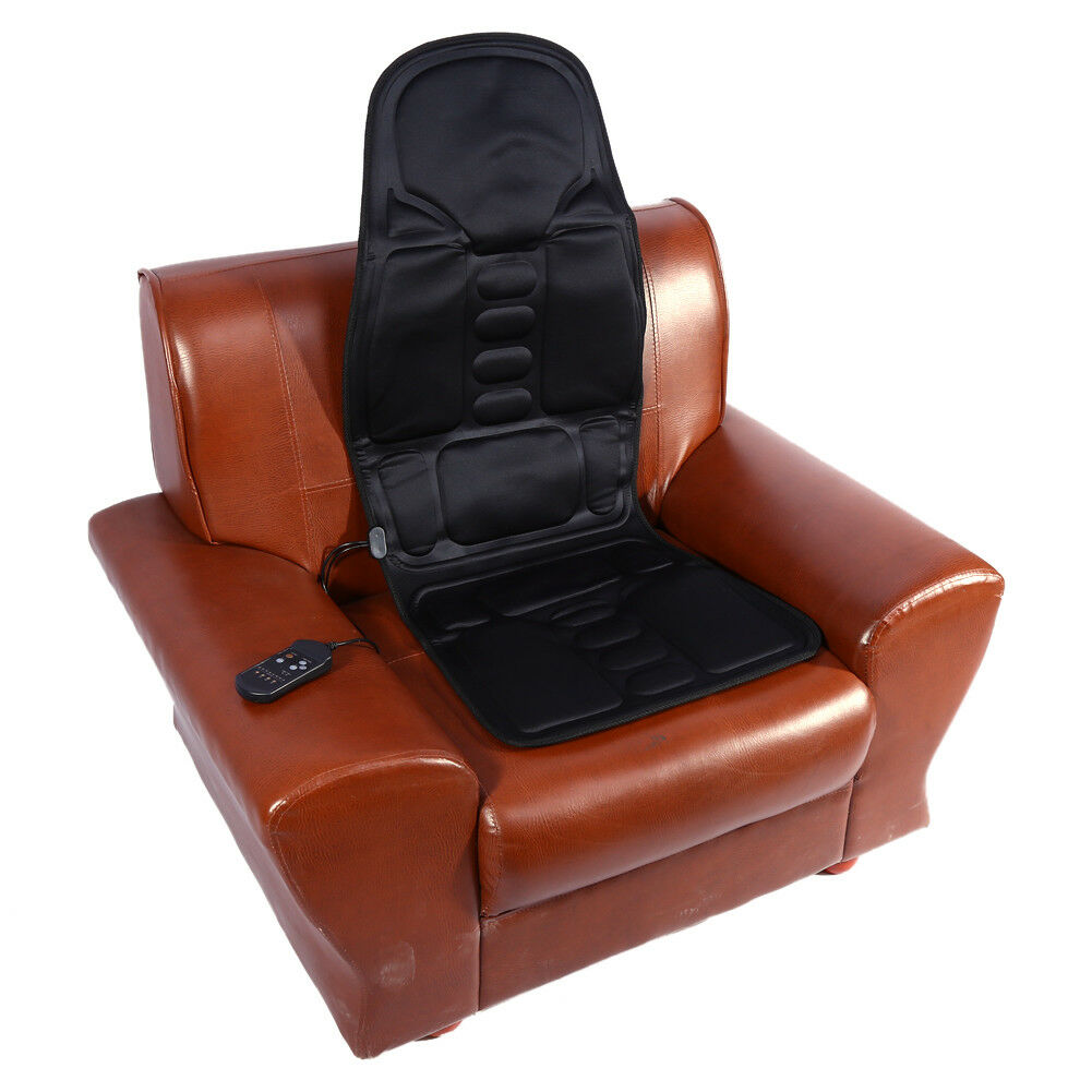 heated opck massage car seat cushion pad pain relieve. Black Bedroom Furniture Sets. Home Design Ideas
