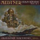 Nikolay Medtner - Medtner: Violin Sonatas Nos. 1 & 3 (2013)