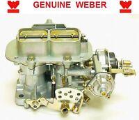 GENUINE WEBER 32/36 DGV PROGRESSIVE CARBURETOR MANUAL CHOKE CARB 22680.005