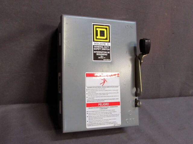 Square D D321N Industrial Control System for sale online