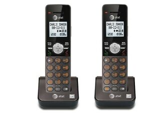 2 - AT&T CL80143 1.9 GHz Cordless Expansion Handset for AT&T CL82143 CL83143