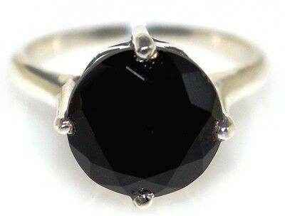 anello spinello nero pandora