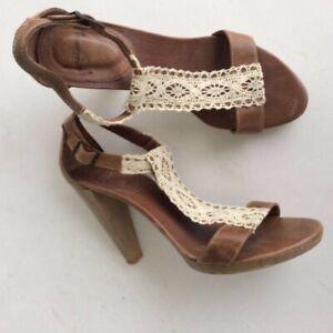 Offene High heels von Stradivarius!