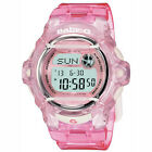 Casio Baby-g Ladies Digital Resin Strap Watch - Pink