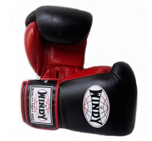 NEW WINDY BOXING GLOVES PROLINE BGP 8,10,12,14,16 OZ LONG CUFF SPARRING MMA K1