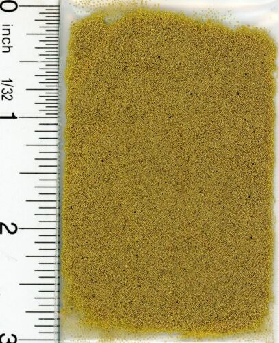 Dollhouse Miniature 1:12 Tiny Gold Crafting Microbeads