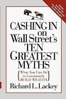 Cashing in on Wall Street's 10 Greatest Myths by Richard Lackey (Paperback / softback, 2004)