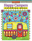 Happy Campers Coloring Book by Thaneeya McArdle (Pamphlet, 2015)