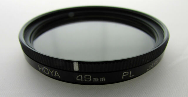 Hoya 49mm Polarizing Filter