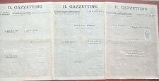 1945 LOTTO DI GAZZETTINO VENEZIA PROCESSO NORIMBERGA RUDOLF HESS VILLAMARZANA