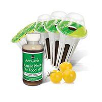 Miracle-gro Aerogarden Golden Harvest Cherry Tomato Seed Pod Kit (6-pods), New,