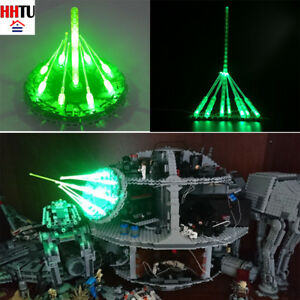 led light kit only for lego 75159 star wars death star lighting