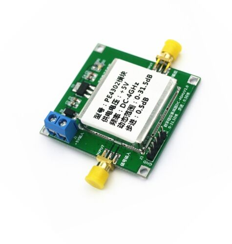 1PCS PE4302 Digital RF Attenuator Module High Linearity 0.5dB Step 1MHz-4GHz