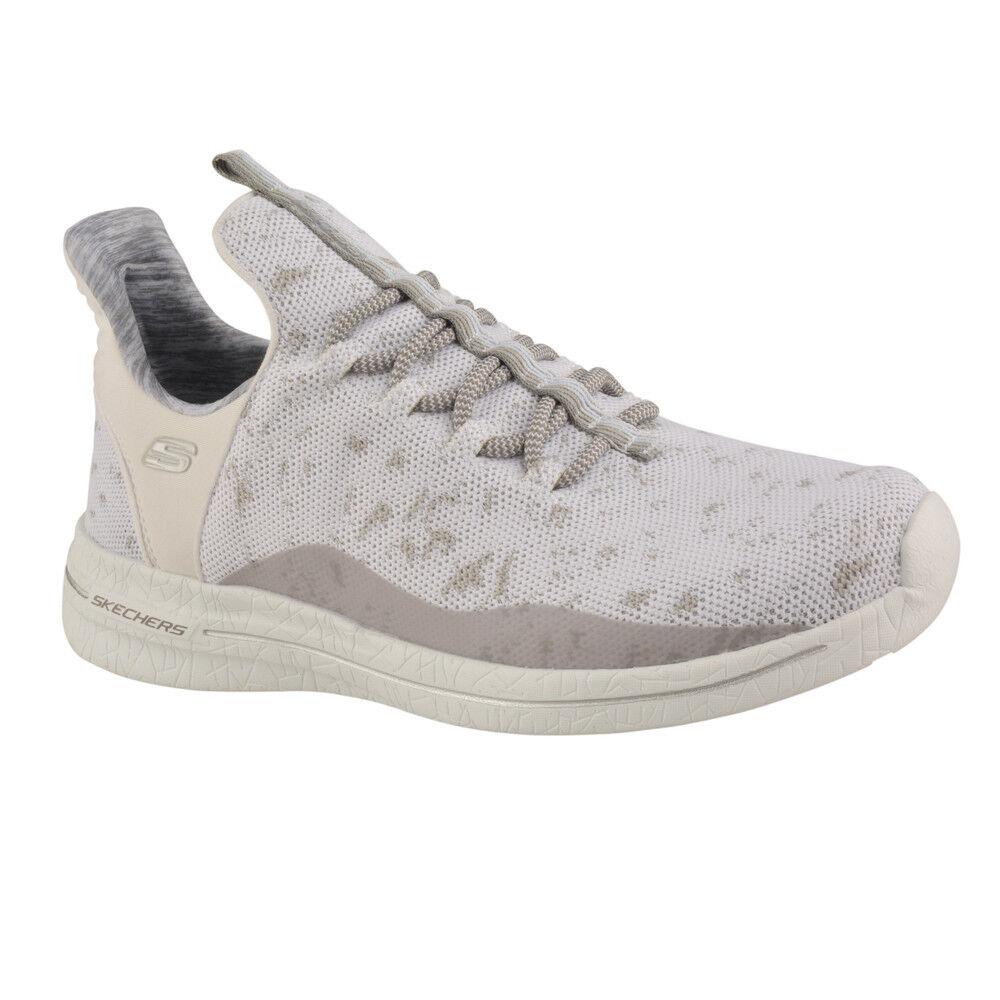 NEU SKECHERS Damen Sneakers Turnschuh Memory - Foam BURST WALK - Memory NEW AVENUES Weiß 462a9f