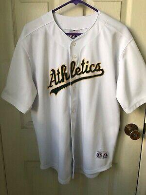 Majestic MLB Baseball Infants Oakland Athletics Alt.2 Home Team Jersey