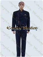 Battlestar Galactica Commander Cosplay Uniform Costume_commission149