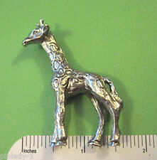 GIRAFFE  figurine , mini statue