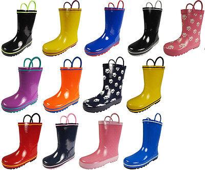 rain boots big girls
