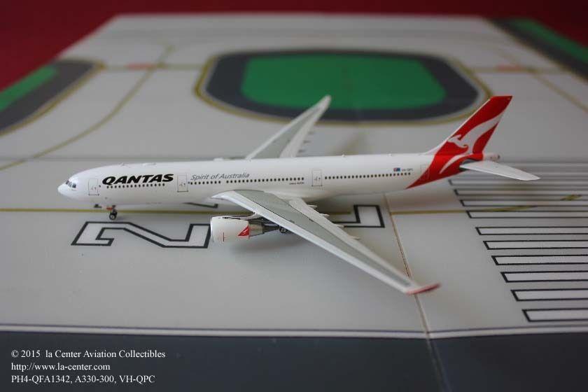 100% precio garantizado Phoenix model Qantas Airways Airbus Airbus Airbus A330-300 Diecast Modelo 1 400  tienda de pescado para la venta