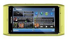 2017 ORIGINAL Nokia N Series N8-00 16GB Green 100% UNLOCKED GSM Smartphone FREE
