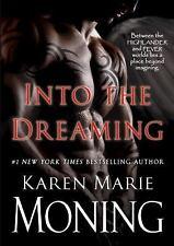 Into the Dreaming (with bonus material) (Highlander) - Good - Moning, Karen Mari
