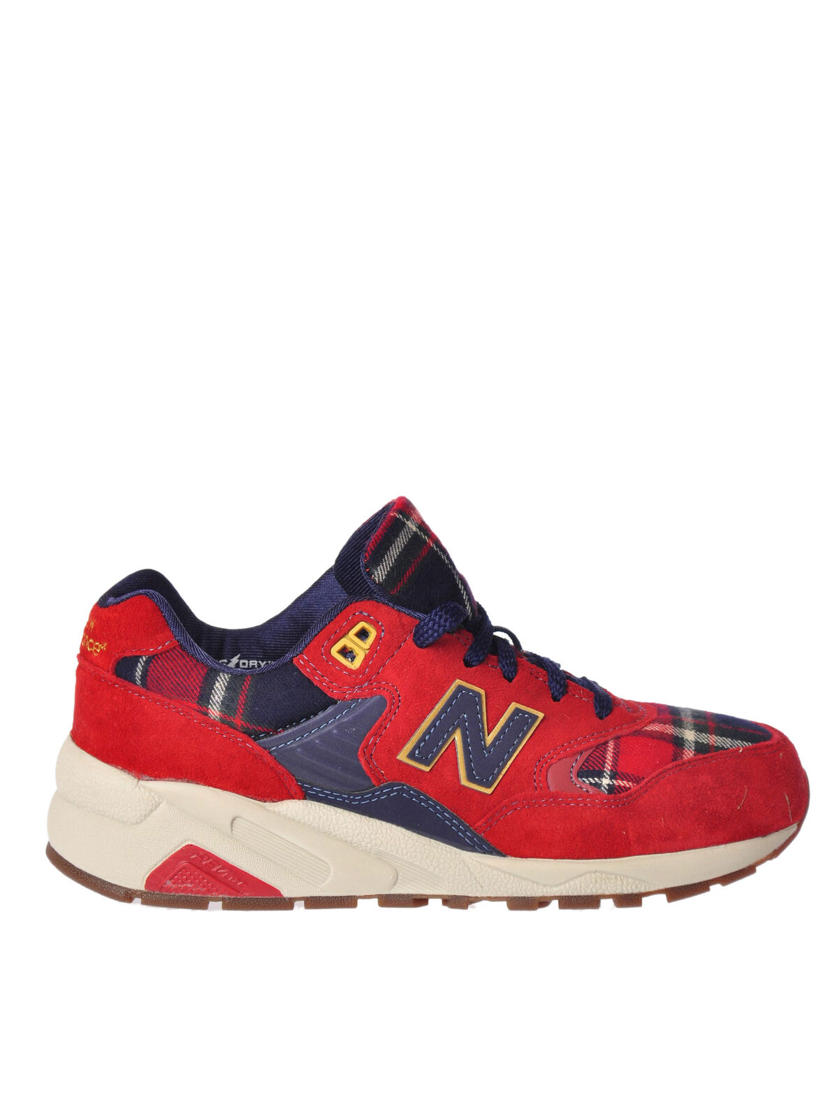 New Balance - Shoes-Sneakers low - Woman - Red - 442818G180534