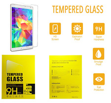 100% Genuine Tempered Glass Screen Protector For SAMSUNG Galaxy Tab A SM-T580