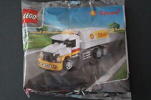 Lego 40196 Shell V-Power Tanker Promoset Polybag NEU