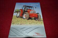 McCormick CX50 CX60 CX70 CX80 CX90 CX100 Tractor Dealer's Brochure AMIL4