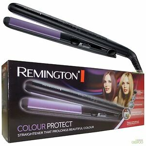 Remington-S6300-Colour-Protect-Ceramic-230C-Womens-Hair-Straightener-Styler-New