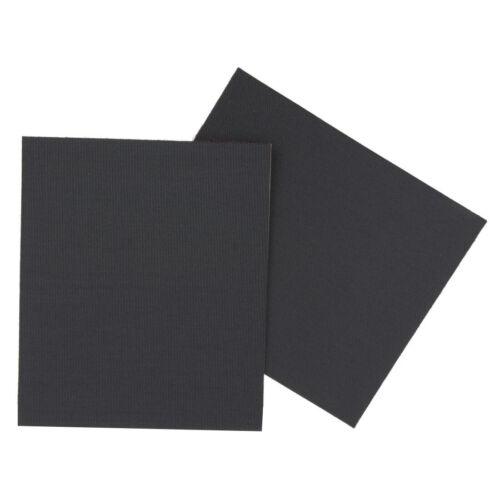 Patch It Black Zeltreparatur Set selbstklebender Reparatur Aufkleber Flicken