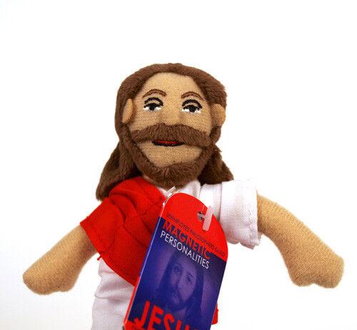 Jesus Fingerpuppe KÜHLSCHRANKMAGNET
