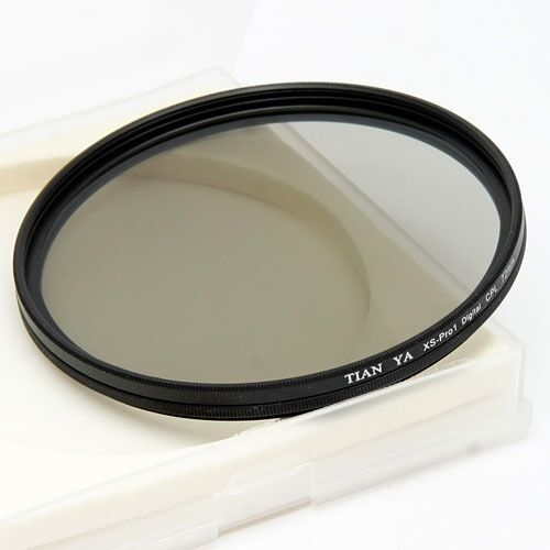 Tian Ya super slim XS-Pro1 62mm Glass CPL Filter Polarizing Polariser Tianya