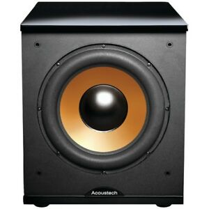BIC-AMERICA-H-100II-12-034-Front-Firing-Powered-Subwoofer-with-Black-Lacquer-Top